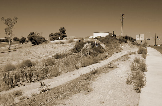 Murrieta Dirt Path