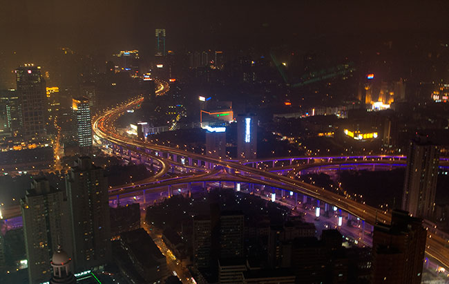 Shanghai at night2