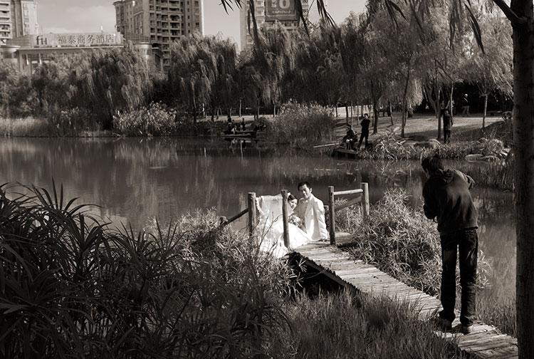 Weddding album photo -Shangahi