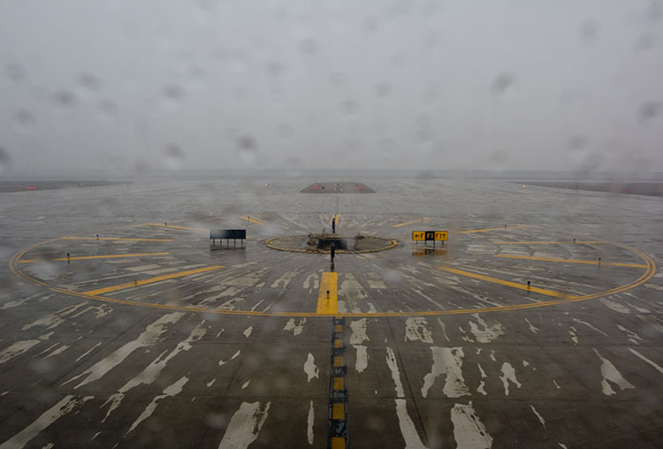 Pudong ShanghaiAirport