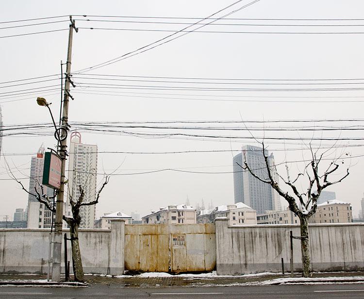 Hongqiao PendingConstruction
