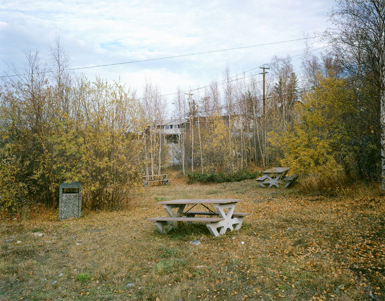 Park, Old Town, Yellowknife