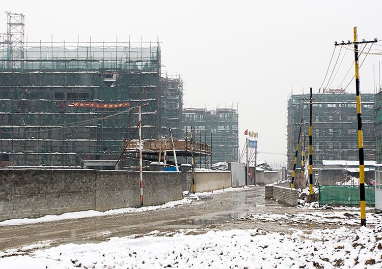 Construction Site 2 -Jiashan