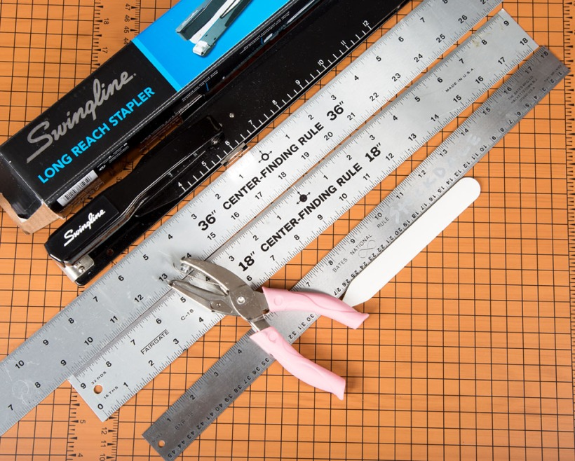 additional book making tools